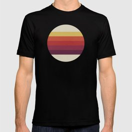 Retro Video Cassette Color Palette T-shirt