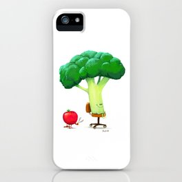 Quick Haircut iPhone Case
