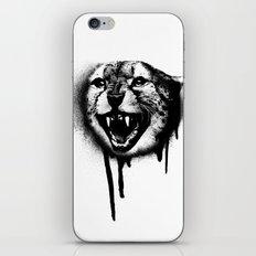 Cheetah Spray Paint iPhone & iPod Skin