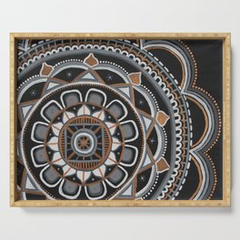 Mandala Serving Tray