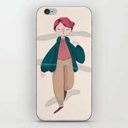 What About Barb? iPhone Skin