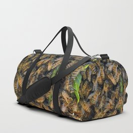 Beautiful Bees Duffle Bag