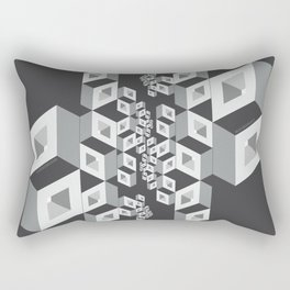 Socialization Rectangular Pillow
