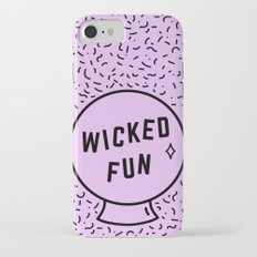 wicked fun iPhone 8 Slim Case