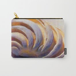 Imperial Venus Sea Shell Carry-All Pouch