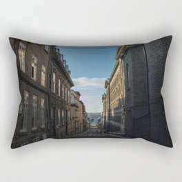 Quebec city Rectangular Pillow