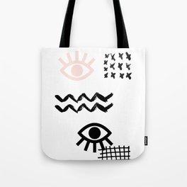 MAUVAIS OEIL #01 Tote Bag
