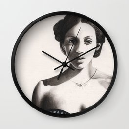 woman Donagico Wall Clock