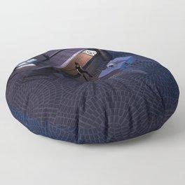 Future Conversation Floor Pillow
