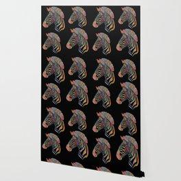 Fantasy Zebra Wallpaper