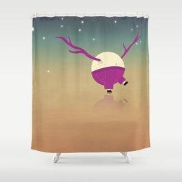 Swangin Shower Curtain