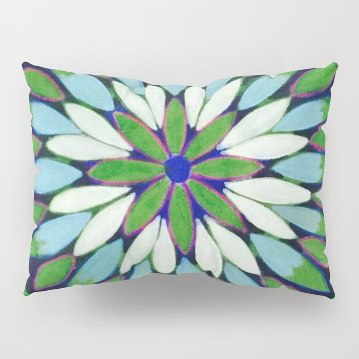 Botanical Refletions Pillow Sham