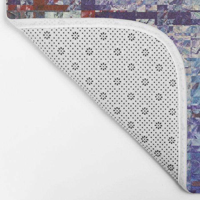 Abstract 127 Bath Mat