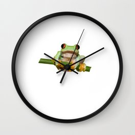 FROGGO Wall Clock