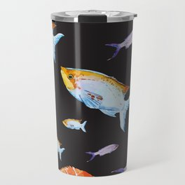 Fish Pattern 05 Travel Mug