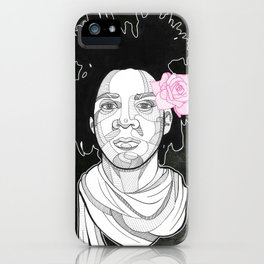 Basquiat iPhone Case