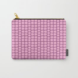 Simple lilac pattern. Carry-All Pouch
