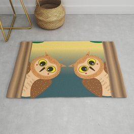 Night Owls Rug