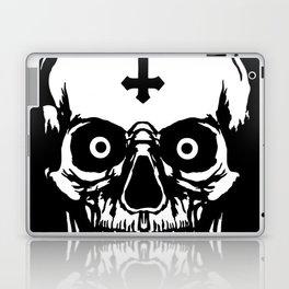 Most Ugly Satanic Skull Laptop & iPad Skin