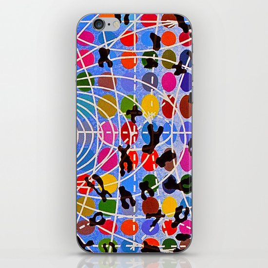 Simstim iPhone & iPod Skin