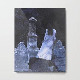 Haunted Metal Print