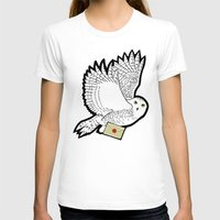 hedwig T-shirts featuring Hedwig by AriesNamarie