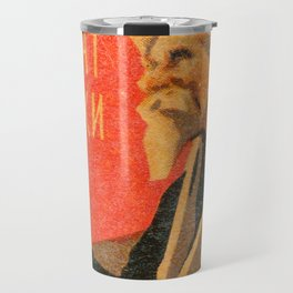 Soviet Film Poster Baltic Deputy Travel Mug
