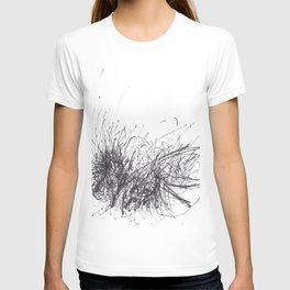 Sound of Longing (Intuitive Sound Scribble #3) T-shirt