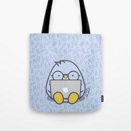 Piki Typing Tote Bag