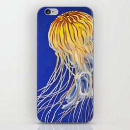 Northern Sea Nettle 3 iPhone Skin
