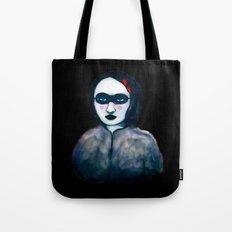 Carnival Lady Tote Bag