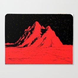 Pico rosso Canvas Print