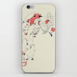 Non Wind-Up Robin iPhone Skin