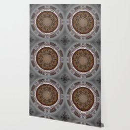 Ancient ceilings Wallpaper