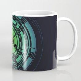 Circles II Coffee Mug