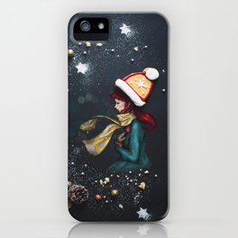 Sweet hat iPhone Case