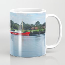 Summer river Coffee Mug