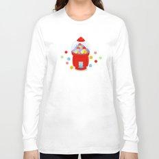 Gumball Machine Long Sleeve T-shirt
