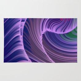 a wave Rug