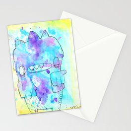 Watercolor 01 Stationery Cards