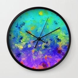 Colour Splash G526 Wall Clock