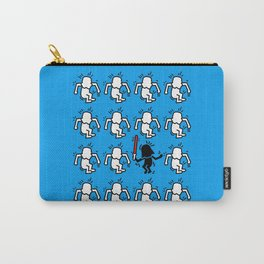 Keith Haring & star W. Carry-All Pouch