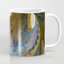Frescoes of La Maddalena Cathedral, Rome, Italy Coffee Mug