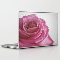 blush Laptop & iPad Skins featuring Blush by ALLY COXON