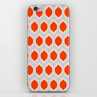 morocco iPhone & iPod Skins featuring Morocco by Amy Harlow