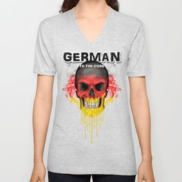 To The Core Collection: Germany Unisex V-Neck