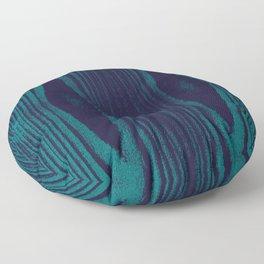 Rustic Woodgrain Floor Pillow
