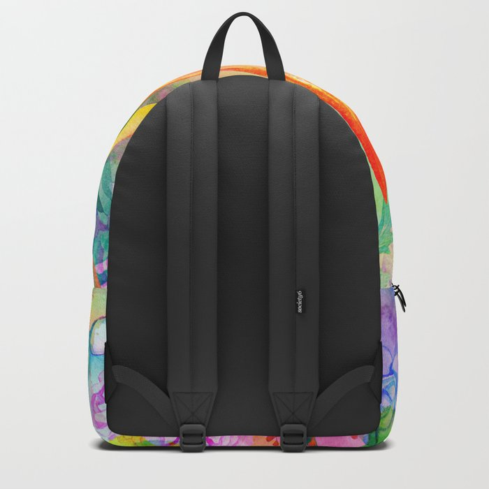 Bird of paradise i Backpack