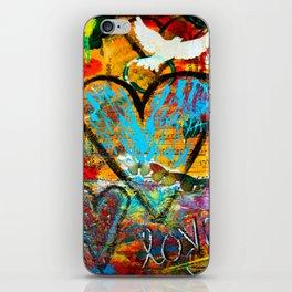 Flight of Love  iPhone Skin