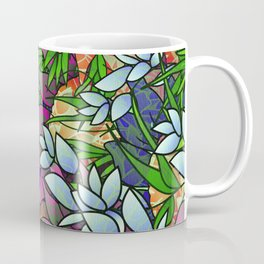 Floral Abstract Artwork G464 Coffee Mug